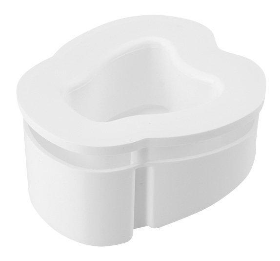 Mokrá klapka pro vaničkový sifon 90 extra nízký
