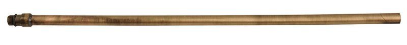 Pevná připojovací trubička, bronz