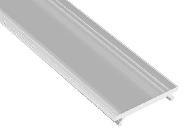 Kryt LED profilu KL1606, 2m, barva ledová