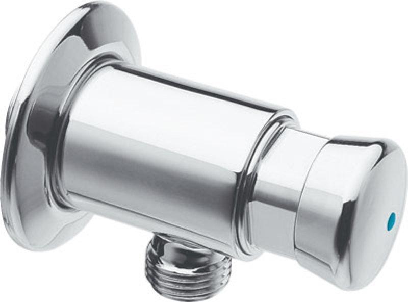 QUIK samouzavírací nástěnný ventil pro urinál, chrom