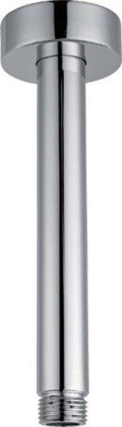 Sprchové stropní ramínko, kulaté, 150mm, chrom