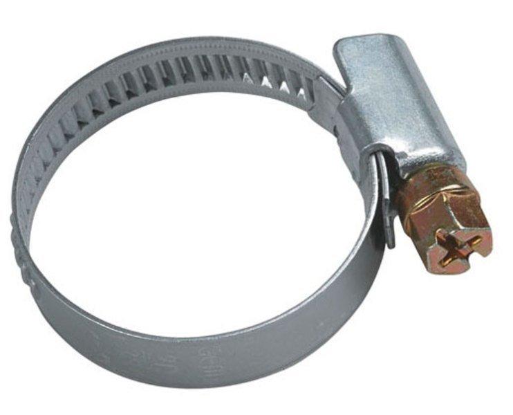 Kovová hadicová spona 10-16mm