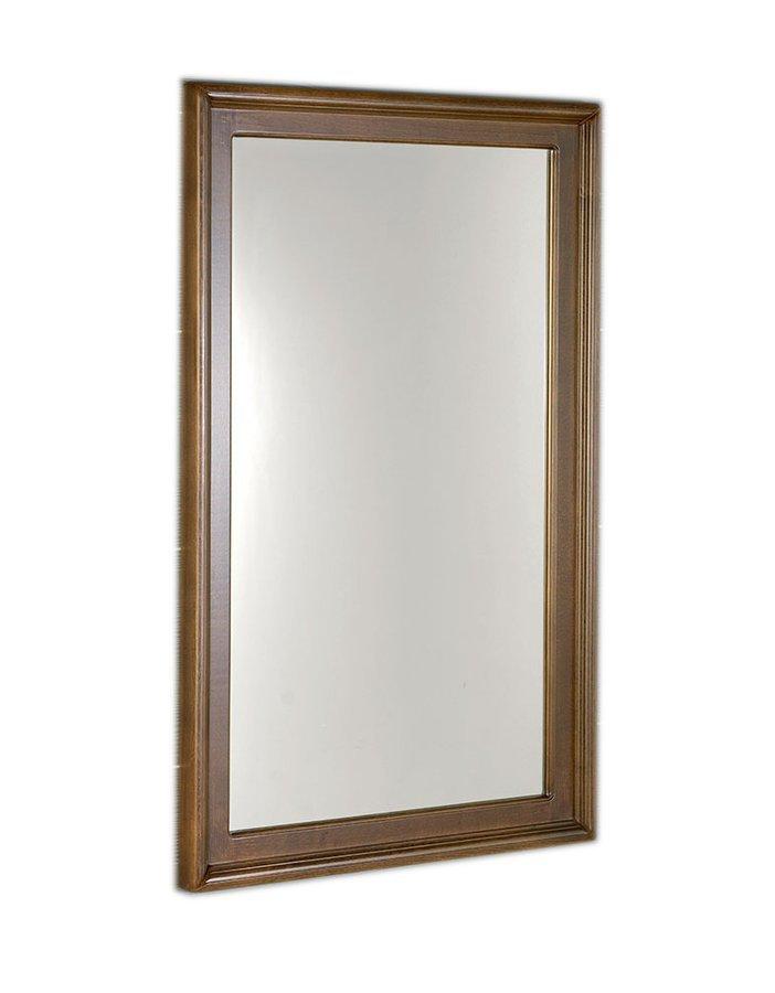 RETRO zrcadlo 70x115cm, buk