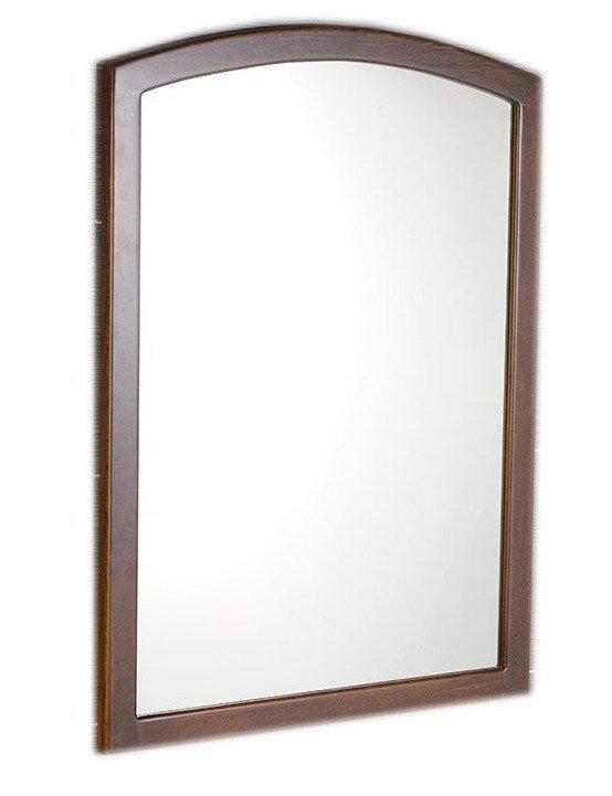 RETRO zrcadlo 650x910mm, buk