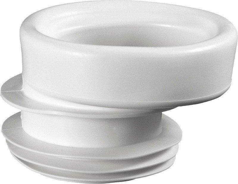 WC manžeta, excentrická