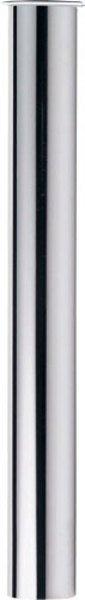 Prodlužovací trubka sifonu s přírubou, 32/250mm, chrom