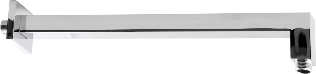 Sprchové ramínko 400mm, vysoké, chrom