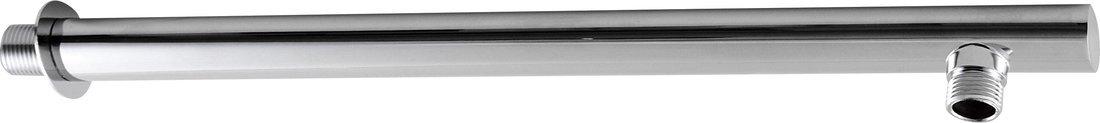 Sprchové ramínko oválné, 380mm, chrom