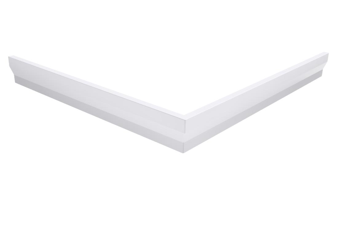 SARA panel čelní 100x90 cm, výška 10 cm, levý