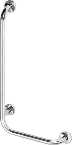 Nástěnné madlo LEVÉ 810x550mm, nerez
