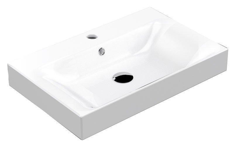 CENTO keramické umyvadlo 70x45cm