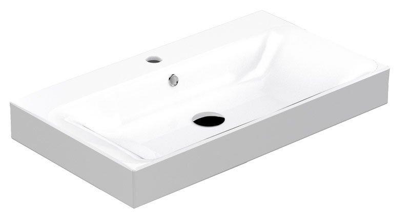 CENTO keramické umyvadlo 80x45cm