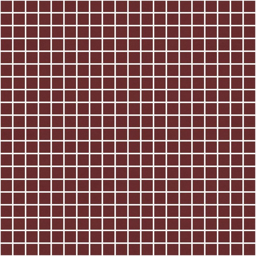 METAL RUBI plato skleněné mozaiky 2,5x2,5cm; 0,155m2