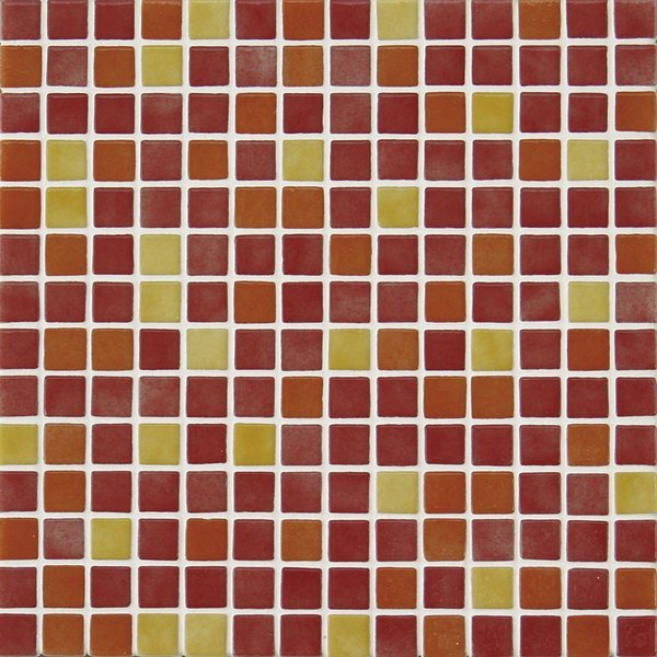 MIX 25006-D Glass mosaic 2,5x2,5 (bal.= 2,00m2)