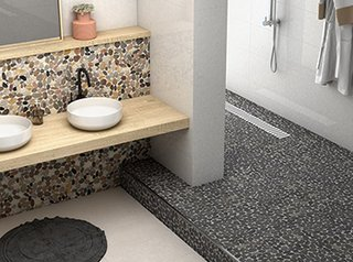 Photo: INTERMATEX Mosaic - stone 30x30 / 50x70