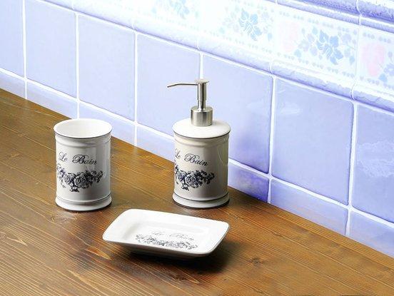 Keramik AMELIE Seifenspender zum Stellen